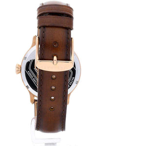 Maserati Epoca Men's Brown Leather Watch - R8851118001-The Watch Factory Australia