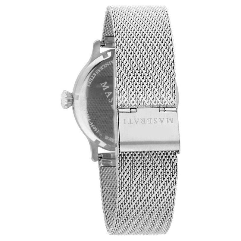 Maserati Epoca Men's Steel Mesh Watch - R8853118002-The Watch Factory Australia