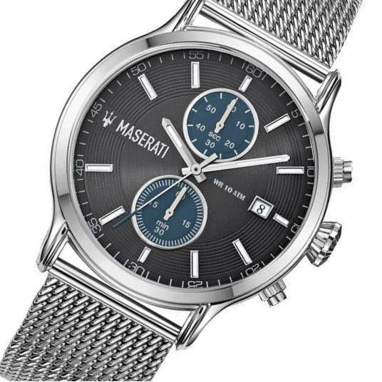 Maserati Epoca Men's Steel Mesh Watch - R8873618003