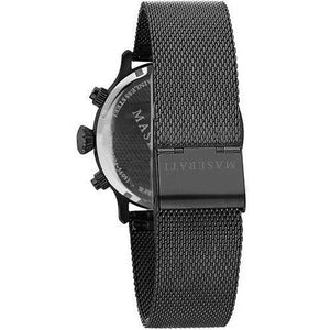 Maserati Epoca Men's Steel Mesh Watch - R8873618006-The Watch Factory Australia