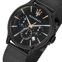 Maserati Epoca Men's Steel Mesh Watch - R8873618006
