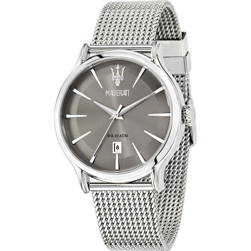 Maserati Epoca Men's Steel Mesh Watch - R8853118002
