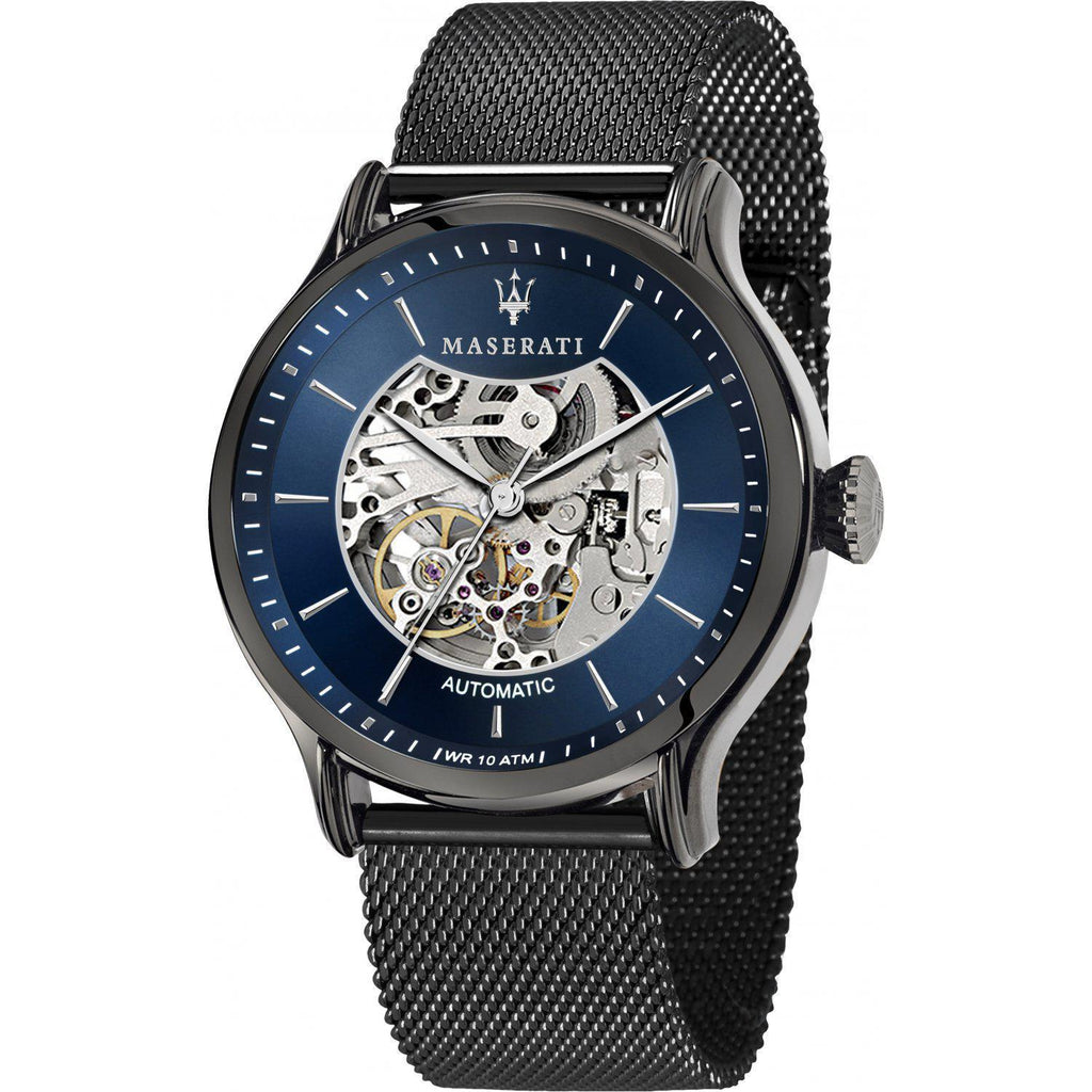 Maserati Epoca Steel Mesh Watch - R8823118002-The Watch Factory Australia