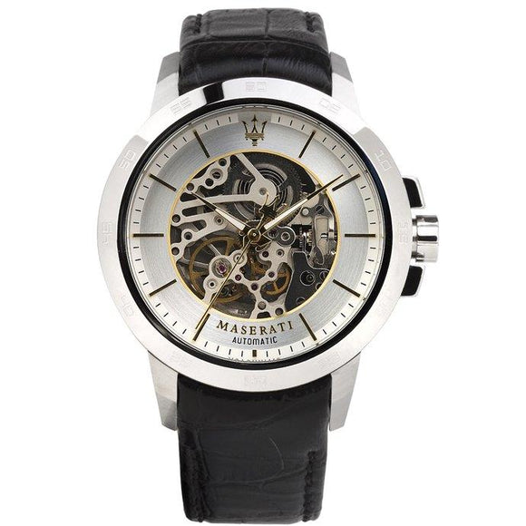 Maserati Insegno Men's Automatic Watch - R8821119002-The Watch Factory Australia