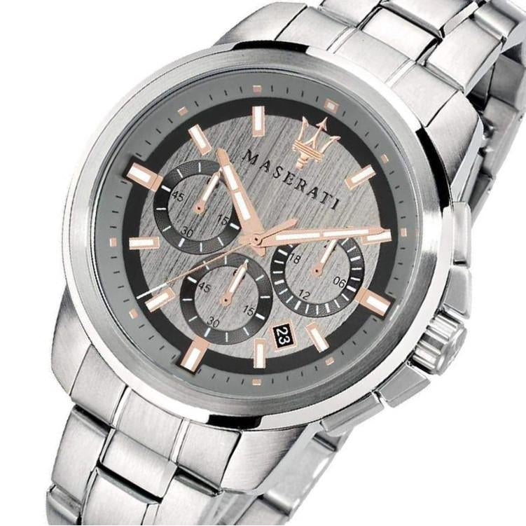 Maserati Successo Men's Stainless Steel Watch - R8873621004