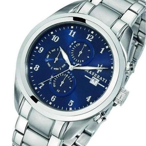 Maserati Traguardo Men's Steel Watch - R8853112505