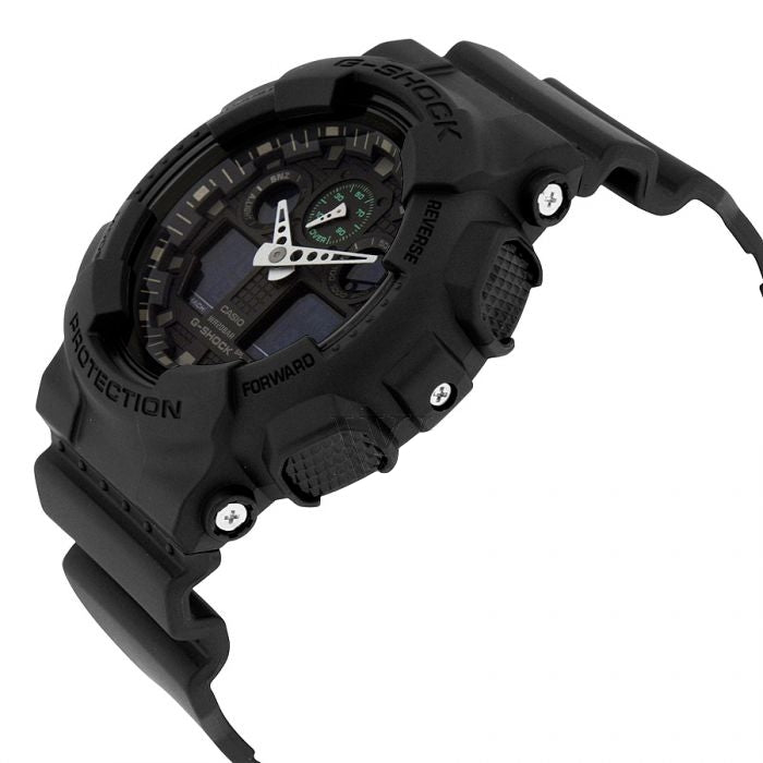 Casio G-SHOCK 55mm Duo Chrono Watch - GA100MB-1A