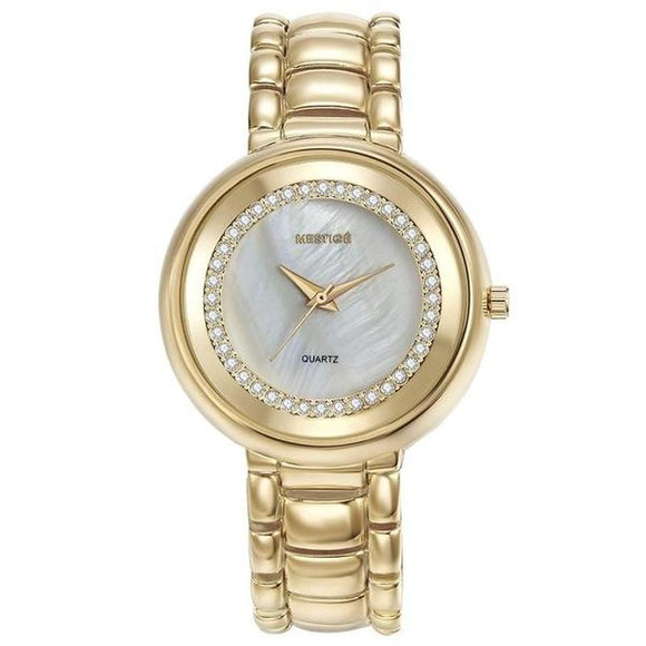 Mestige Ladies Lewis Watch with Crystals From Swarovski®