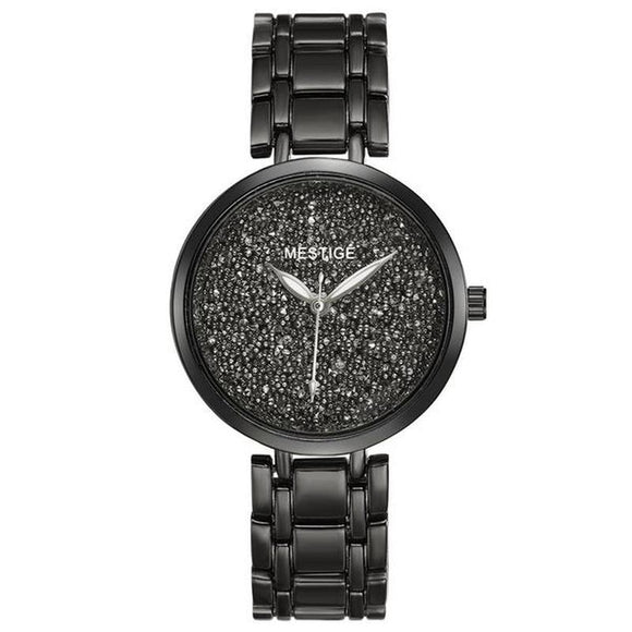 Mestige Ladies Twilight Watch with Crystals From Swarovski