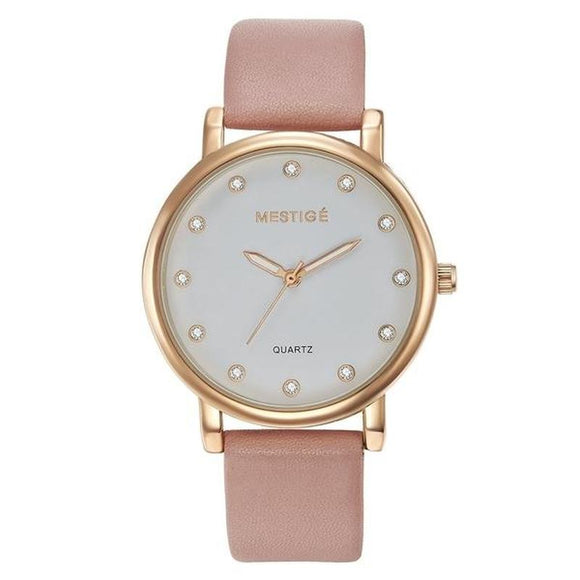 Mestige Ladies Watch with Crystals from Swarovski®-The Watch Factory Australia