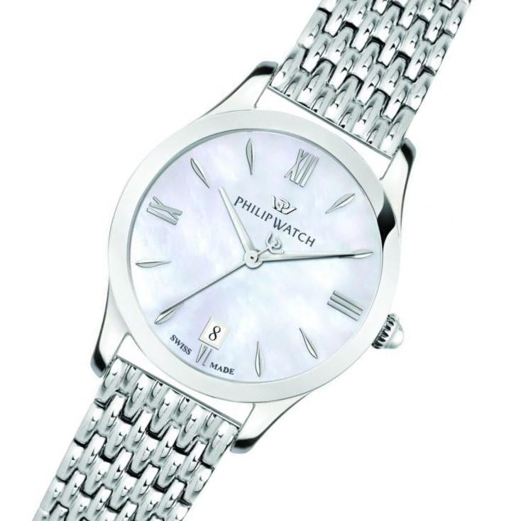 Philip Grace Stainless Steel Women's Swiss Made Watch - r8253208504