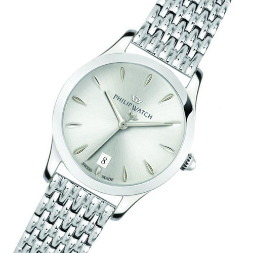 Philip Grace Stainless Steel Womens Swiss Made Watch - R8253208505