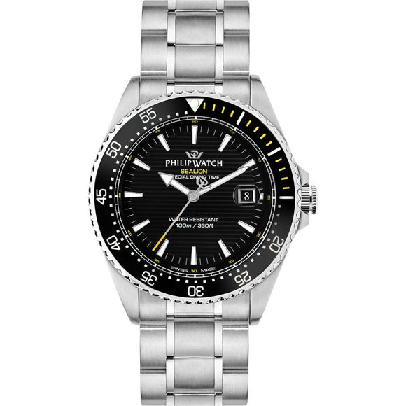 philip-sealion-stainless-steel-mens-watch-r8253209003