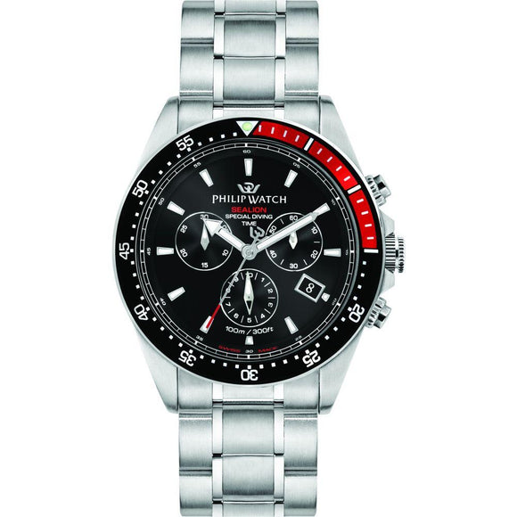 philip-sealion-stainless-steel-mens-watch-r8273609002