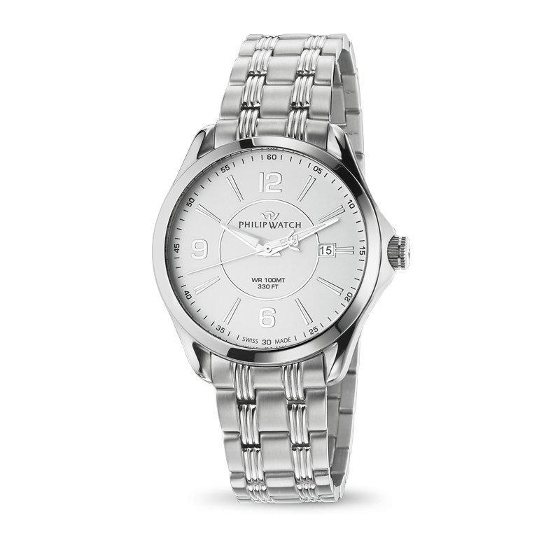 Philip Watch BLAZE Swiss Quartz Mens Stainless Steel R8253165002