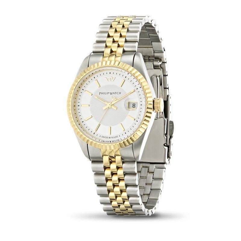 Philip Watch CARIBE Swiss Quartz Saphire Ladies R8253107509
