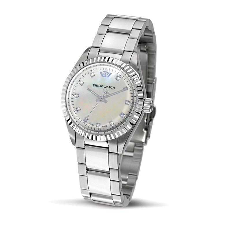 Philip Watch CARIBE Swiss Quartz Saphire Ladies R8253597508