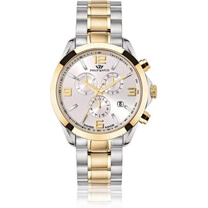 Philip Watch Chronograph Stainless Steel Mens Watch - R8273665002