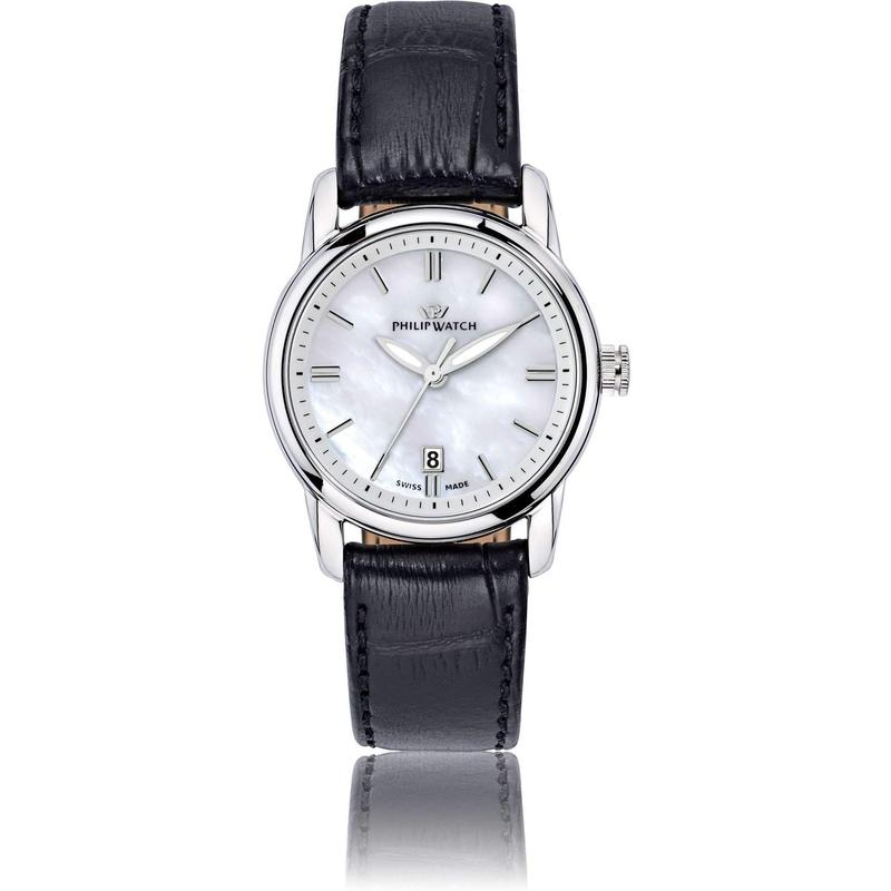 Philip Watch Leather Ladies Watch - R8251178508