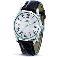 Philip Watch Leather Mens Watch - R8251180003