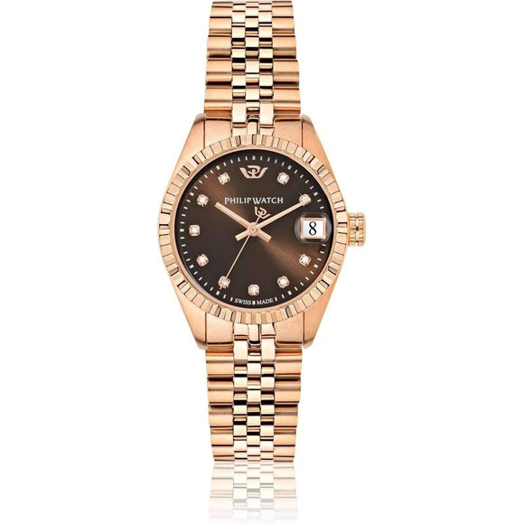 Philip Watch Stainless Steel Ladies Watch - R8253597520-The Watch Factory Australia