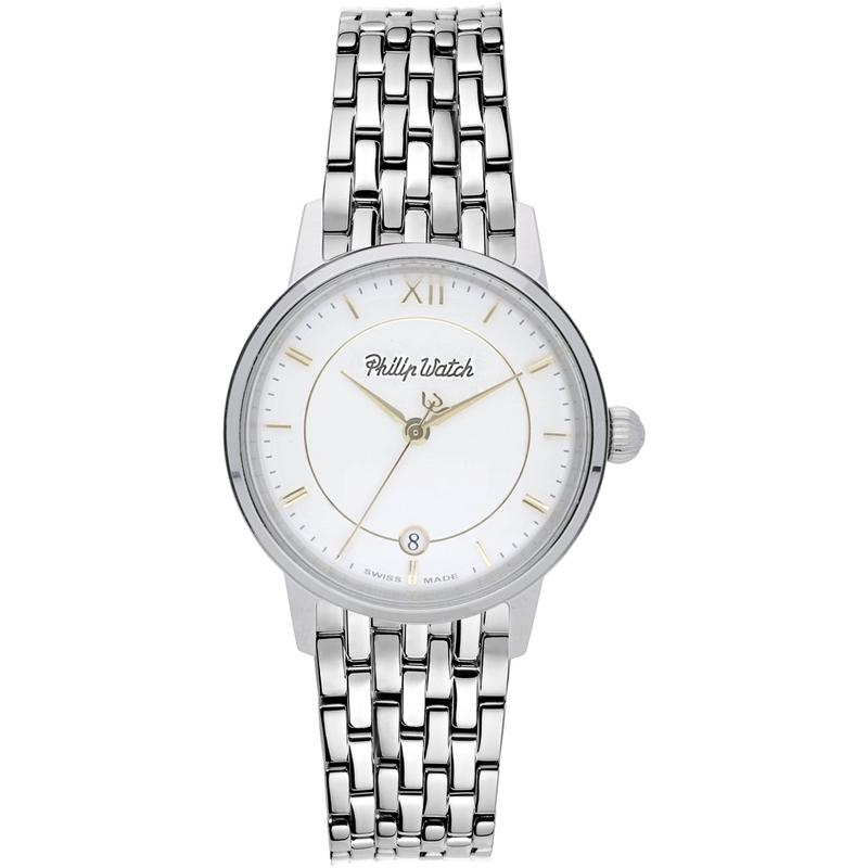 Philip Watch Stainless Steel Ladies Watch - R8253598502
