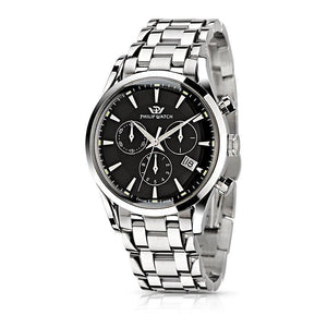 Philip Watch SUNRAY Swiss Quartz Mens Chronograph R8273908165