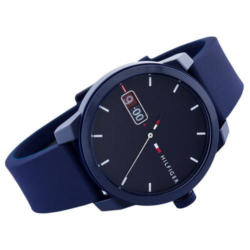 Tommy Hilfiger Men's Navy Sport Watch - 1791381