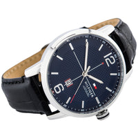 Tommy Hilfiger The George Men's Leather Sport Watch - 1791216