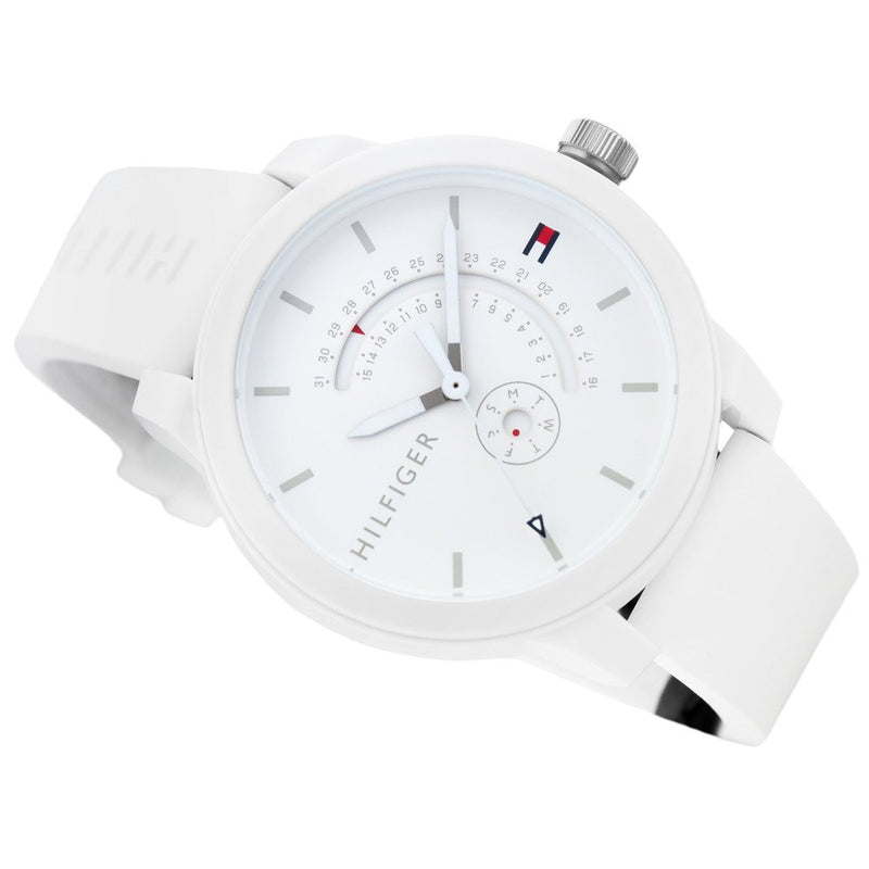 Tommy Hilfiger Men's Silicone Sport Watch - 1791481