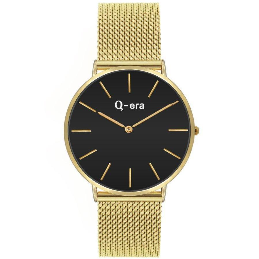 Q-era Gold Mesh Women's Watch - QV2804-30