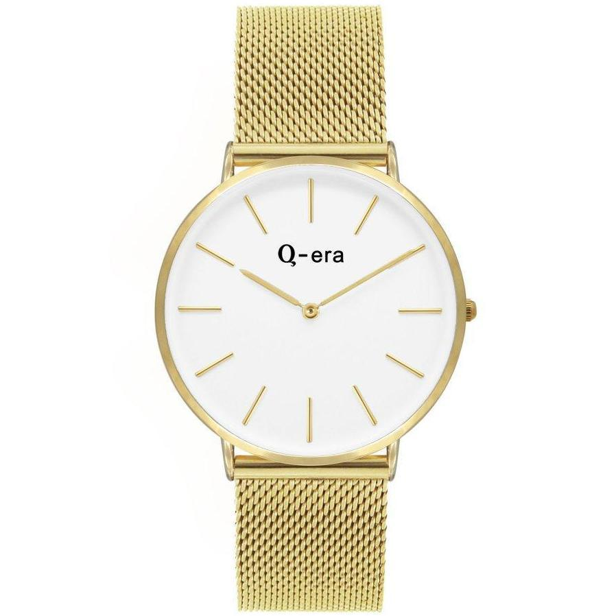 Q-era Gold Mesh Women's Watch - QV2804-31