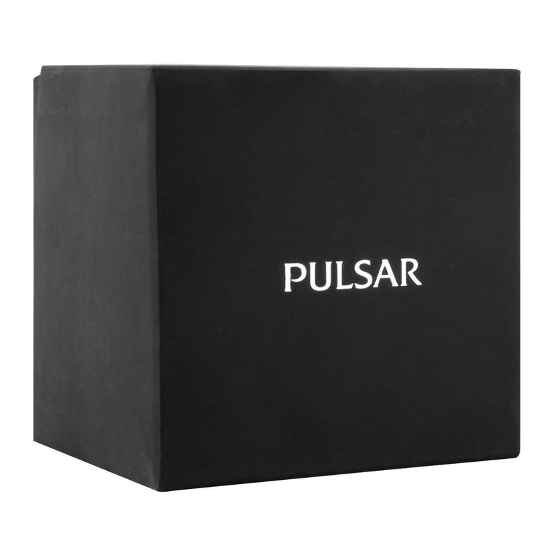 Pulsar Sports Brown Leather Men's Watch -  PS9587X