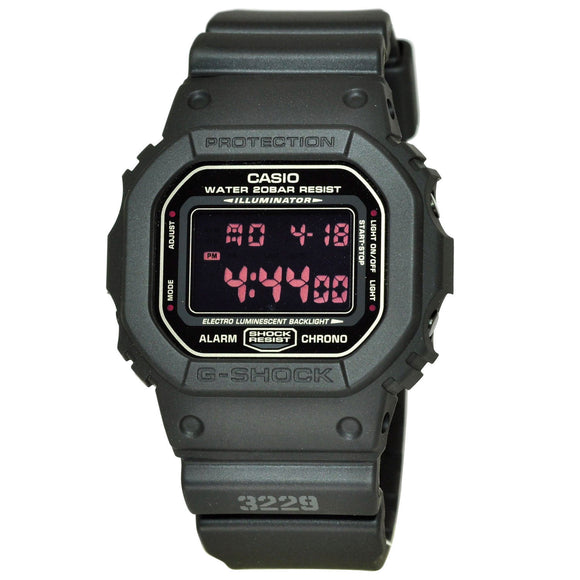Casio G-SHOCK Tide Series Watch - DW5600MS-1