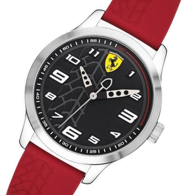 Scuderia Ferrari Kids Pitlane Watch - 840019