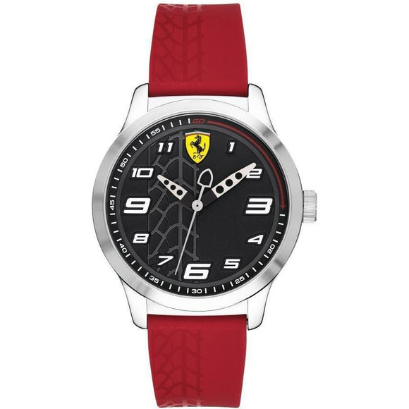 Scuderia Ferrari Kids Pitlane Watch - 840019-The Watch Factory Australia
