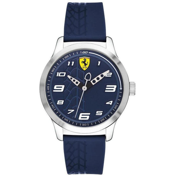 Scuderia Ferrari Kids Pitlane Watch - 840020-The Watch Factory Australia