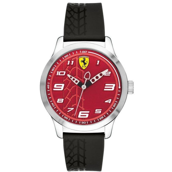 Scuderia Ferrari Kids Pitlane Watch - 840021-The Watch Factory Australia