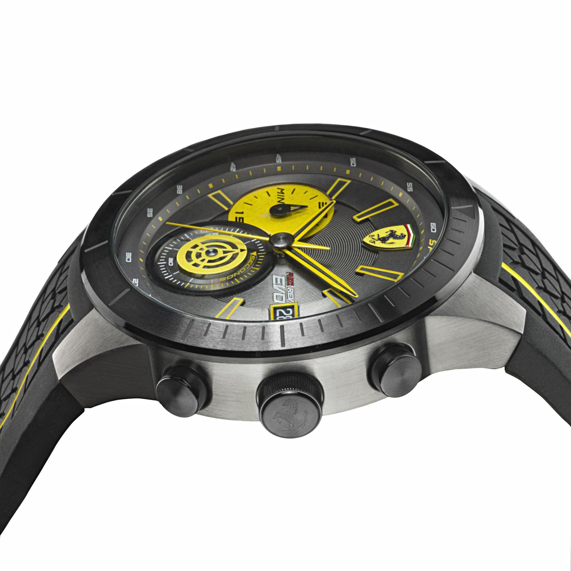 upgrade buy scuderia factory australia your womens now watches ferrari redrev evo the s products men mens watch chronograph