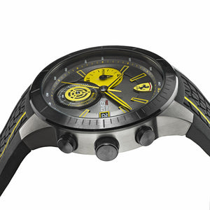 Scuderia Ferrari Men's Redrev Evo Chronograph Watch - 830342