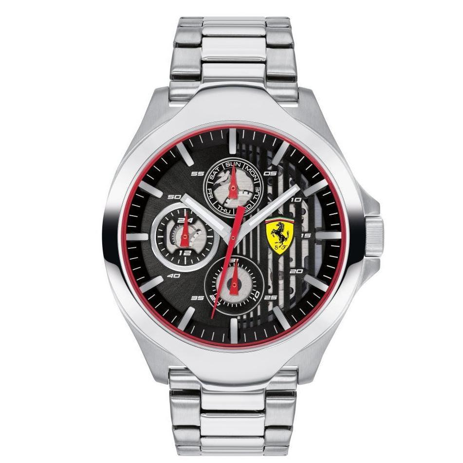 Scuderia Ferrari Men's Watch - 830508