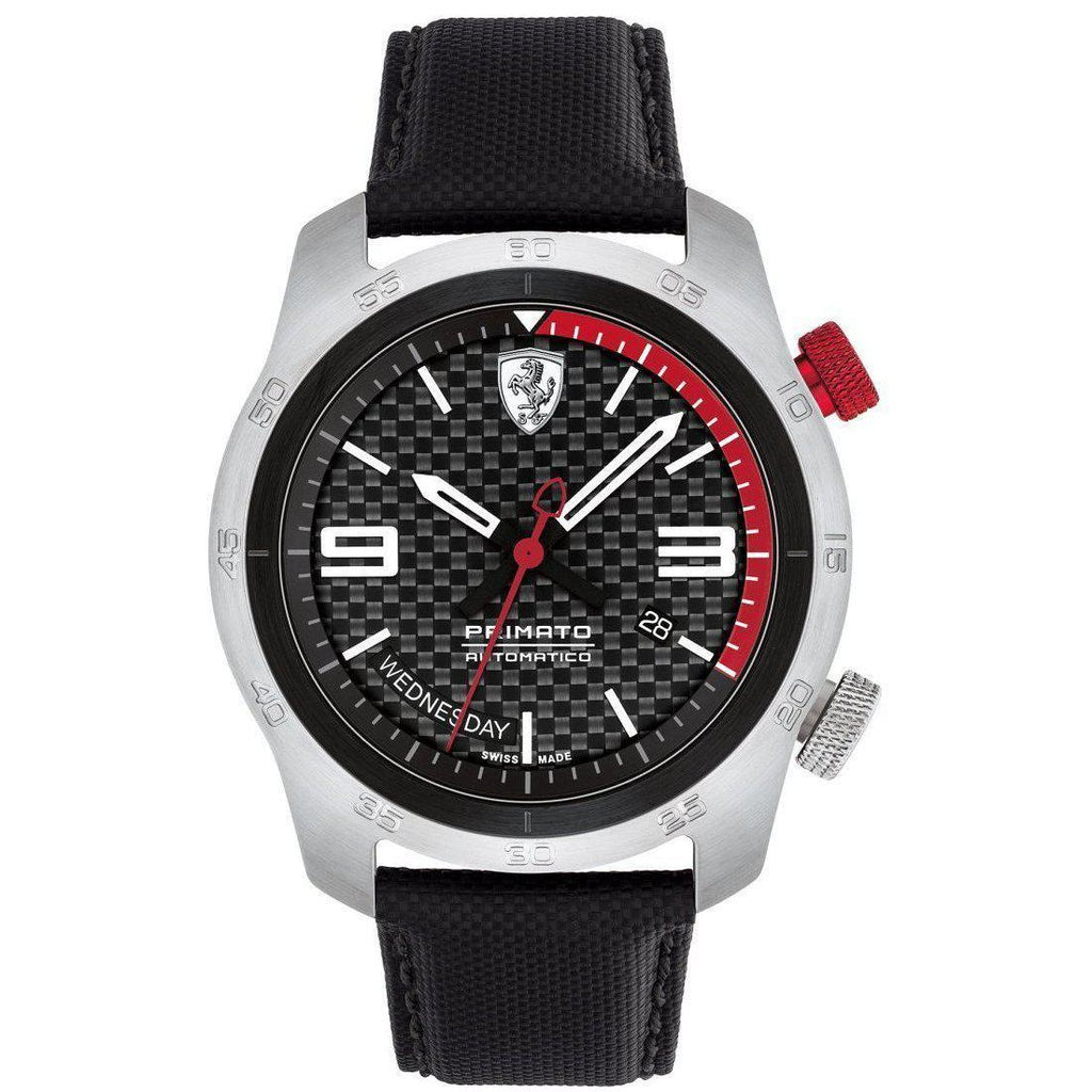 Scuderia Ferrari Primato Automatic Men's Watch - 830440