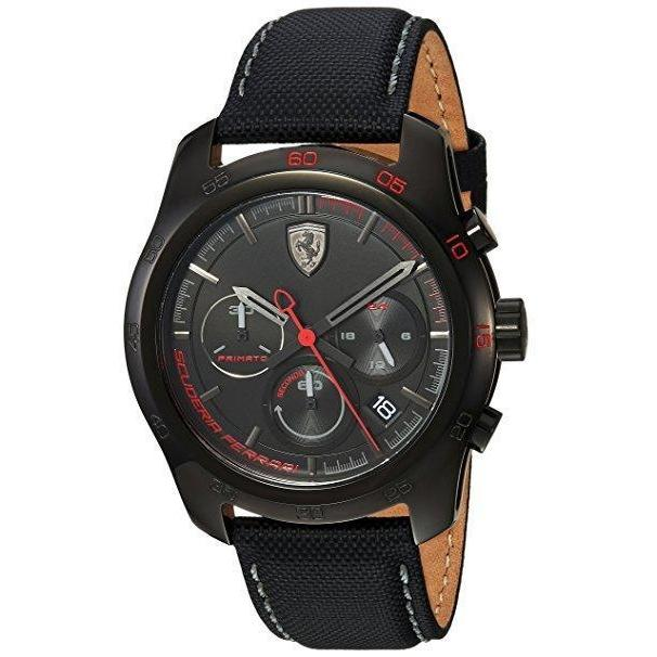 Scuderia Ferrari Primato Mens Watch - 830446