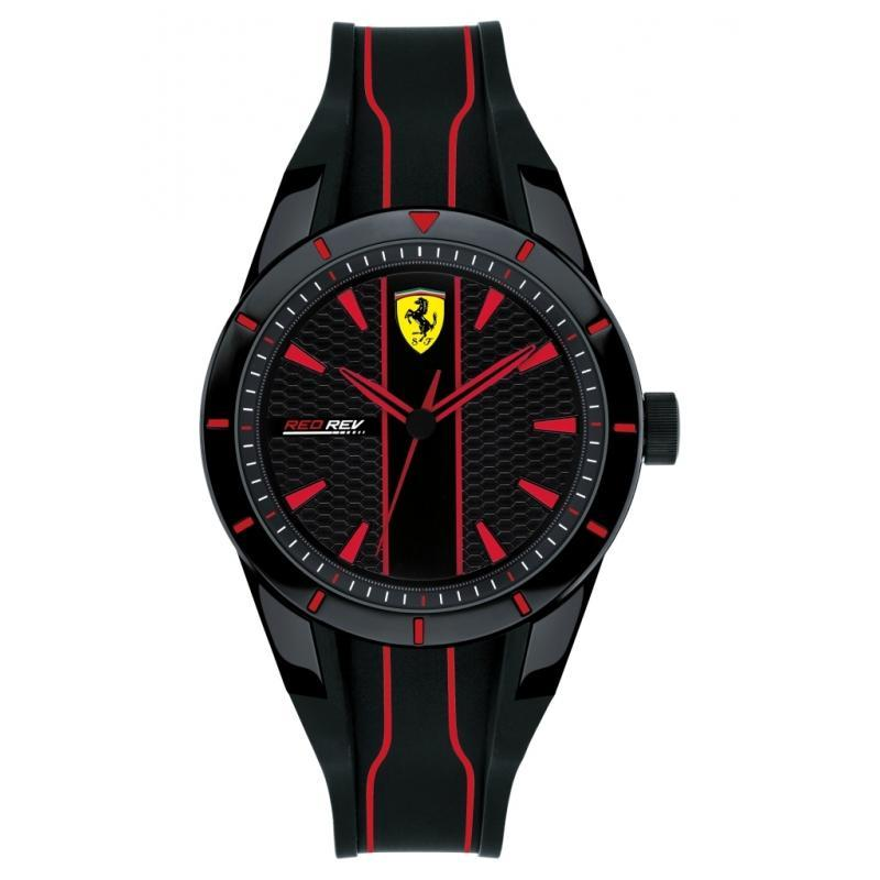 Scuderia Ferrari Red Rev Father & Son Gift Set - 870021