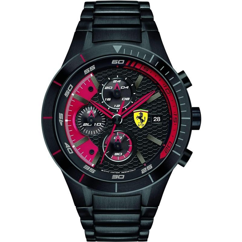 Scuderia Ferrari Redrev Evo Chrono Men's Watch - 830264