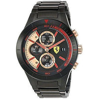 Scuderia Ferrari Redrev Evo Mens Watch - 830305