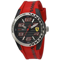 Scuderia Ferrari Redrev T Mens Watch - 830338