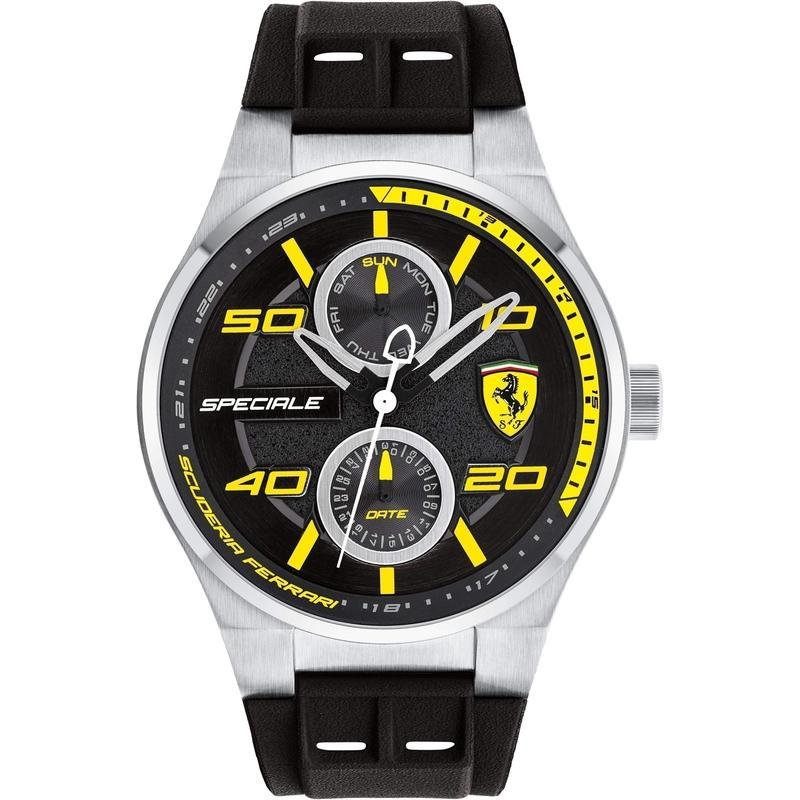 Scuderia Ferrari Speciale Silicone Men's Watch - 830355