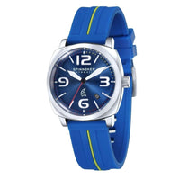 Spinnaker Automatic Silicone Mens Watch - SP-5020-02