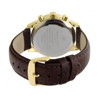 Swiss Military Leather Men's Watch - SM30052.05